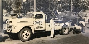 Busters Towing & Roadside Assistance Services